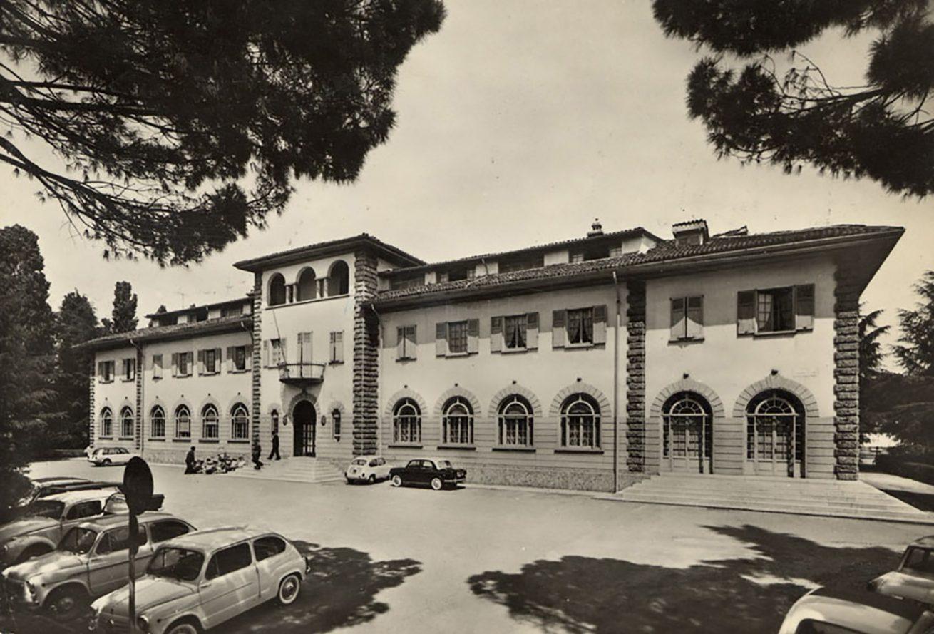 Albergo Pensione Privata Dalmine 1960